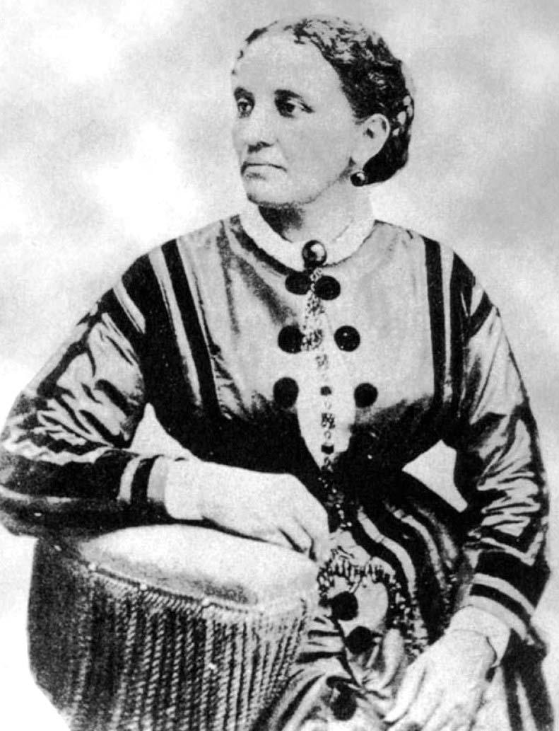 Elizabeth Keckley (Provided photo)