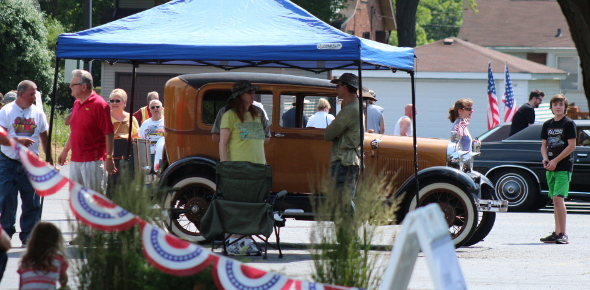 Annual Drivin The Dixie Car Tour Route Goes Through Homewood And
