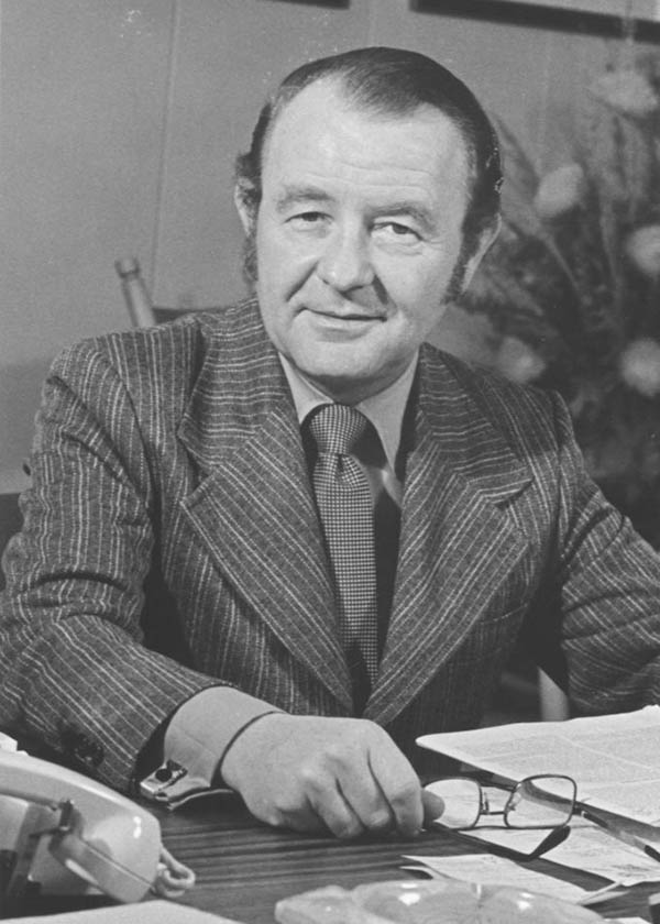 William Engbretson was GSU's first president.