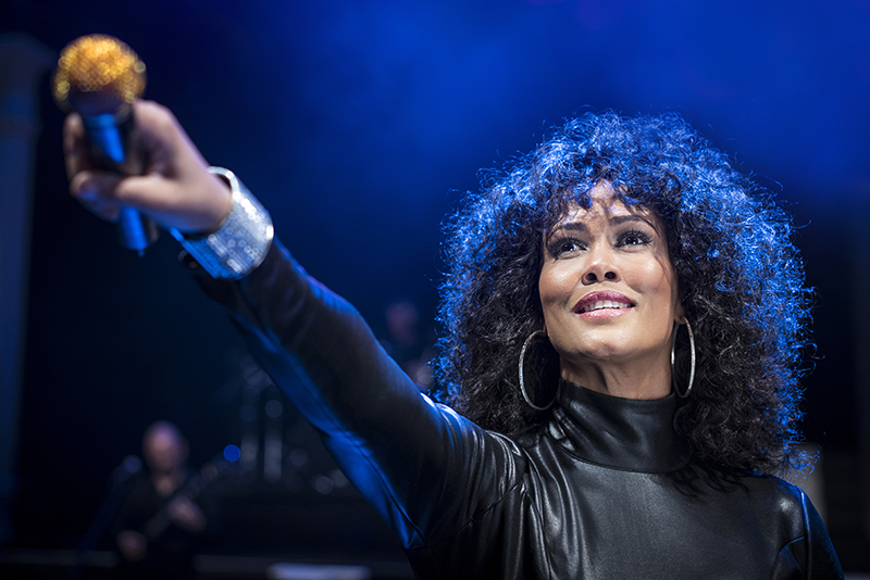 """Belinda Davids will star in """"The Greatest Love of All: A Tribute to Whitney Houston"""" Feb. 8, 2020, one of the shows in the Governors State University's 50th anniversary performing arts season."""