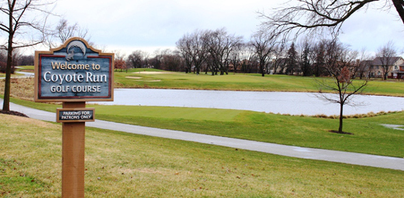 One bright spot among 2020's overall lower revenue at the park district was Coyote Run Golf Course, which more than doubled its revenue from 2019. (Chronicle file photo)
