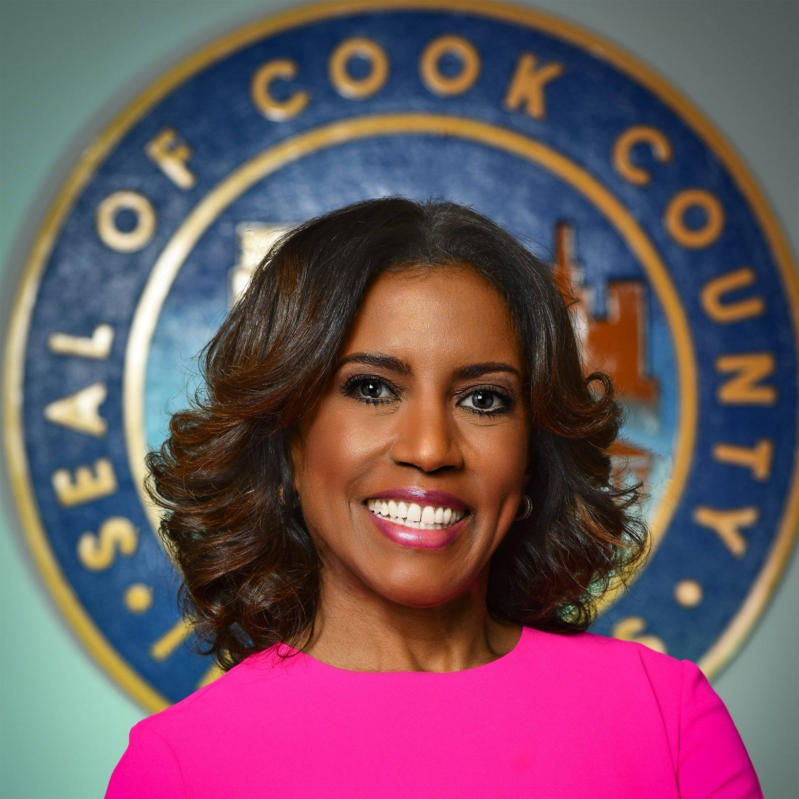 Cook County Commissioner Donna Miller