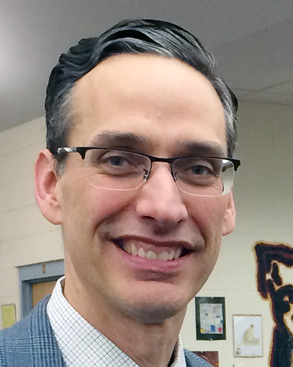 James Hart School Principal Scott McAlister is leaving the position to become assistant superintendent of District 153. (Official photo)