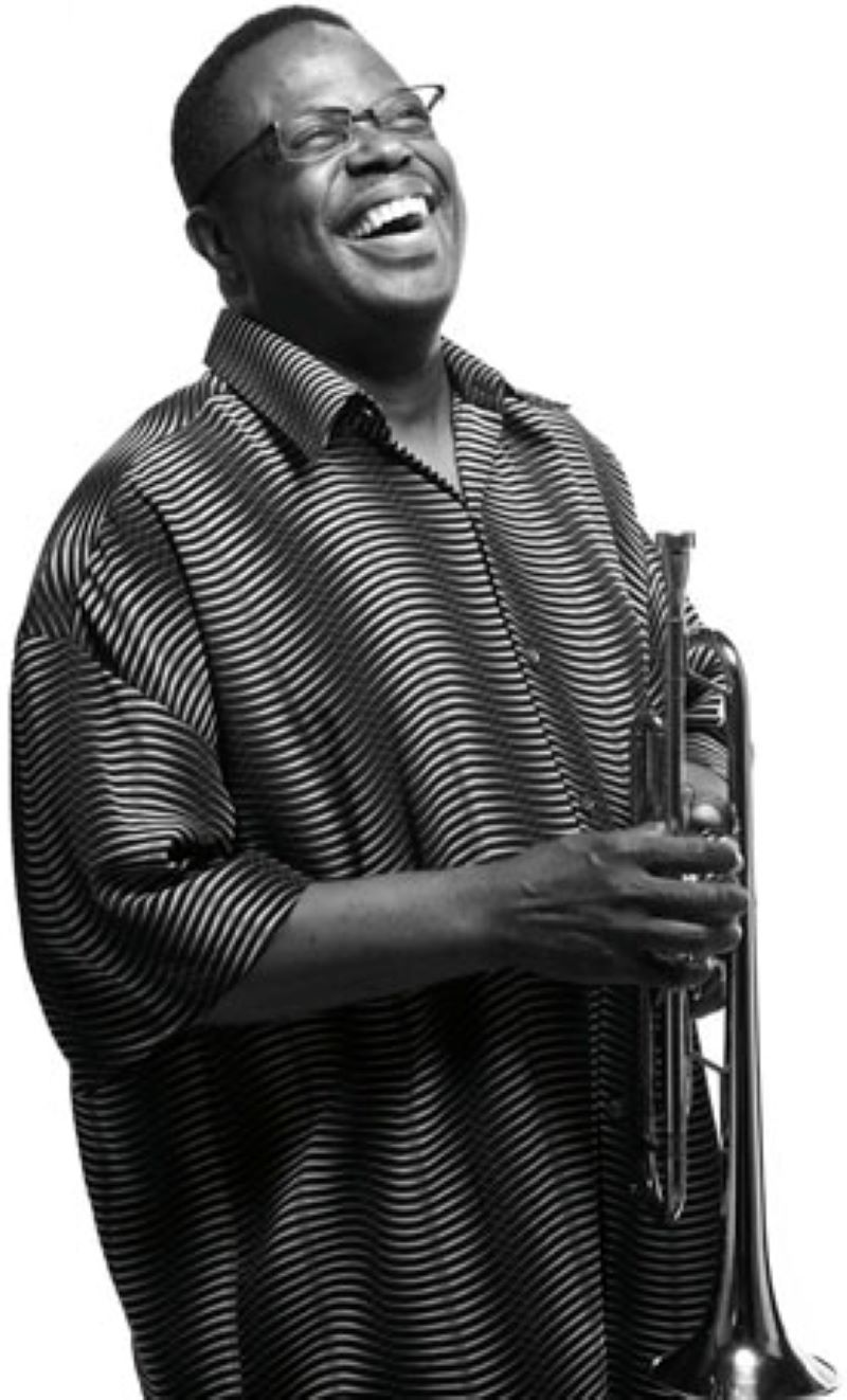 Prairie State College Foundation will honor jazz trumpeter Orbert Davis at its annual gala on Oct. 19. (Official photo)