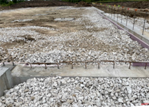 The footings and rebar are installed and the foundation will be soon be poured on the new South Suburban Humane Society facility in Matteson. (Provided photo)
