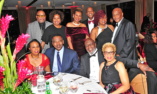 Nearly 150 people attended this year's Ballantrae Ball. The annual event is held by members of Flossmoor's Ballantrae community.  Provided photo